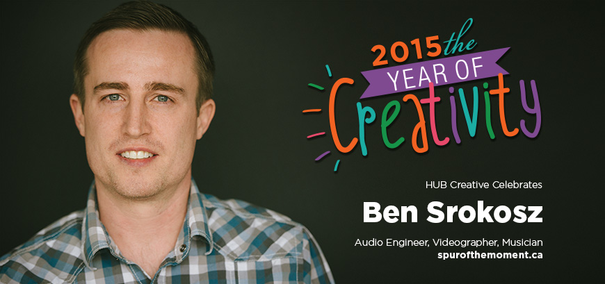 Year in Creativity – Ben Srokosz