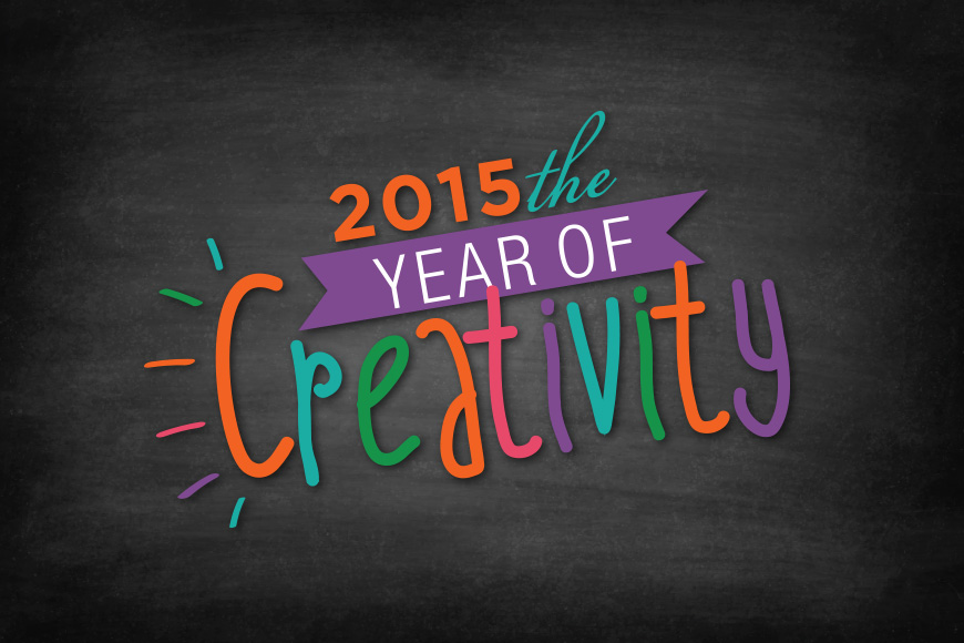 2015 – The Year of Creativity