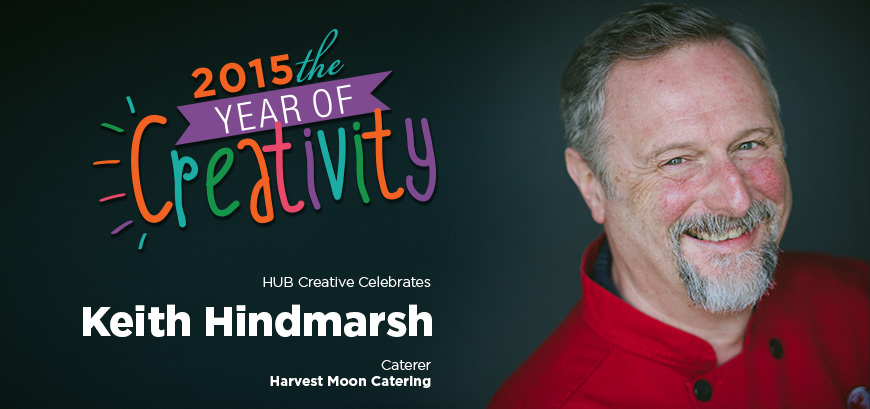 Year in Creativity – Keith Hindmarsh
