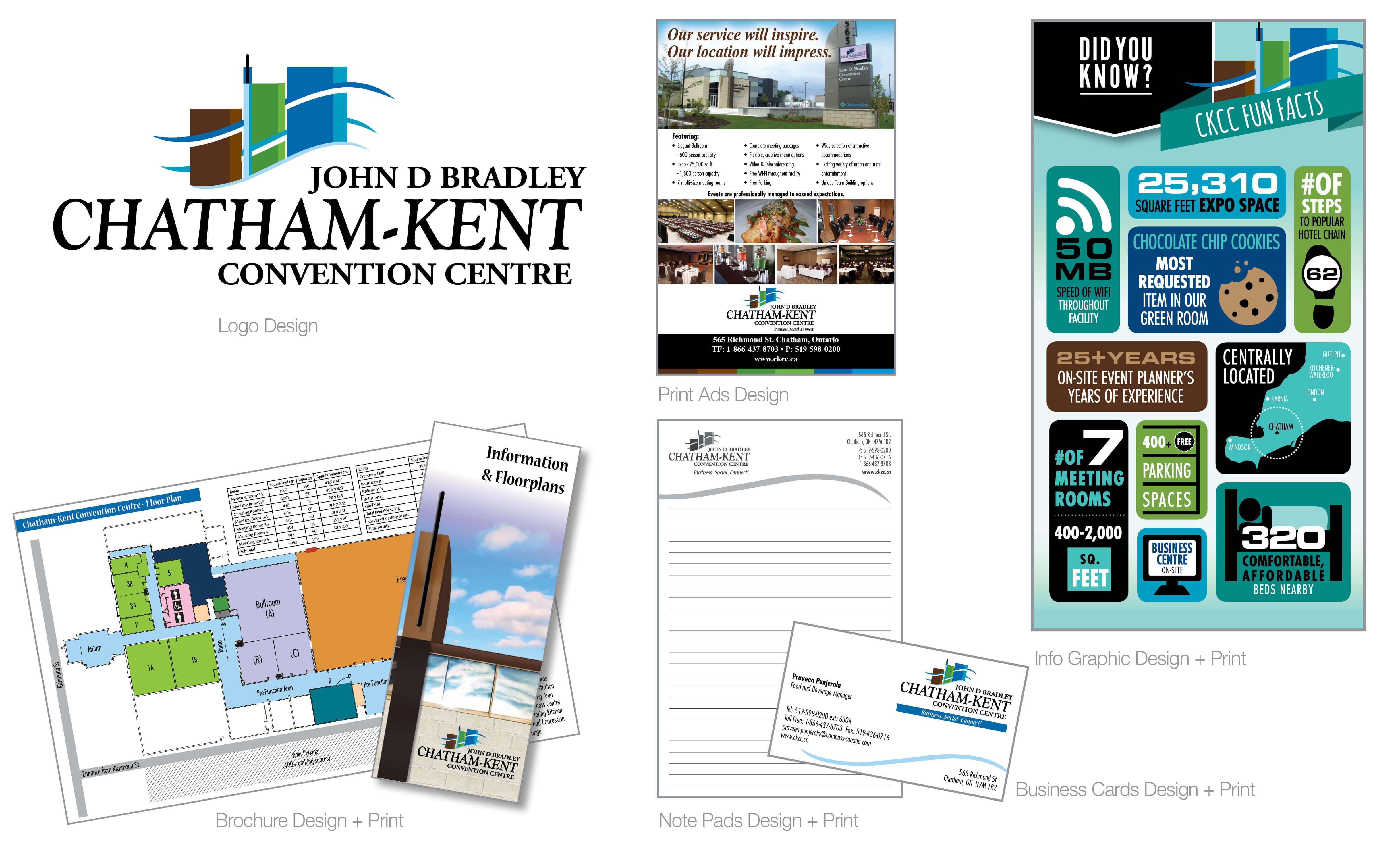 John D Bradley Chatham-Kent Convention Centre
